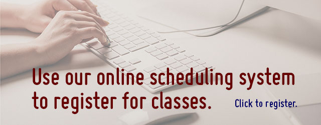 Schedule your classes at Body Springs Studio via our online scheduling system
